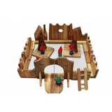 Jumbo Castle Building Set