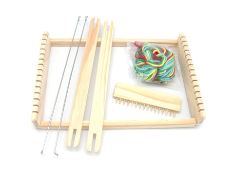 Small Weaving Loom