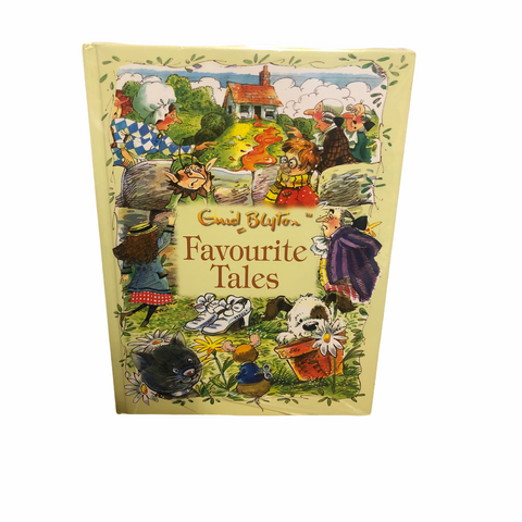 Gnid Blytons Favourite Tales - Timeless Tales