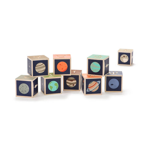 Planet Blocks Set