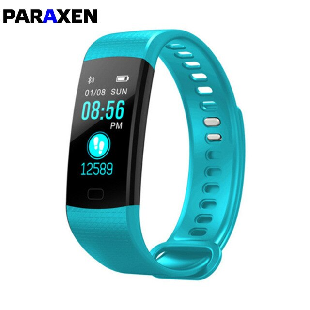 Smart Bracelet Colorful Wristband With Heart Rate Monitor