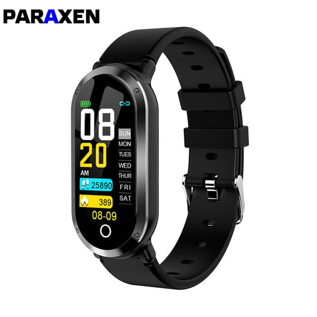 PARAXEN Fashion Smart Band Men Women Waterproof