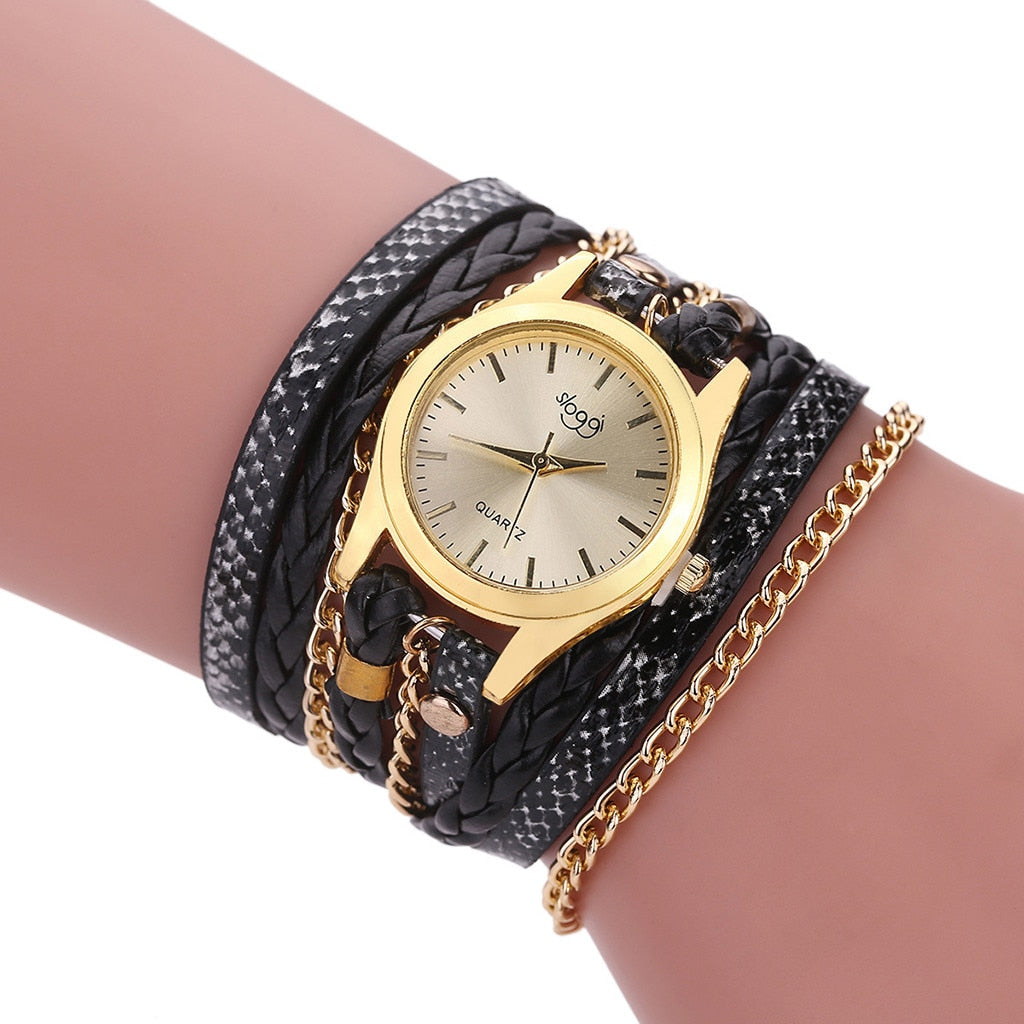 Fashion Ladies Bracelet Watch