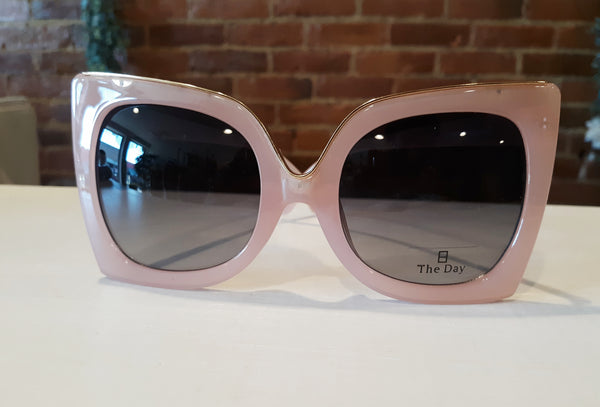 """Lala Joints"" Sunglasses Blush"