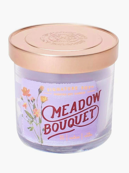 """Meadow Bouquet"" Candle"