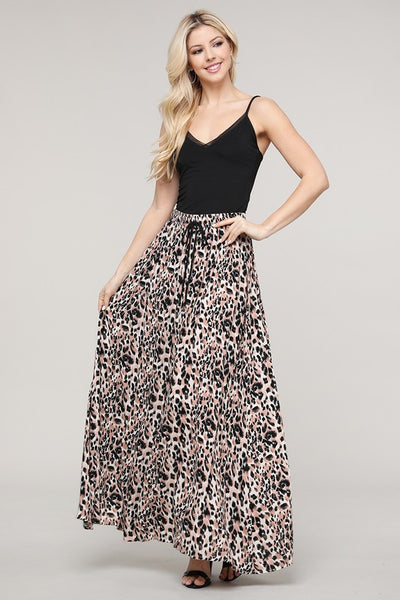 """Whisp Me Away"" Maxi Skirt"
