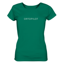 Load image into Gallery viewer, #0 - ORTOPILOT Ladies Organic T-Shirt