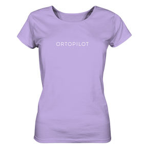 #0 - ORTOPILOT Ladies Organic T-Shirt