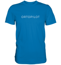Load image into Gallery viewer, # 0 - ORTOPILOT Premium T-Shirt - Premium Shirt
