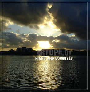 Highs & Goodbyes (2007) Album CD (Signed)