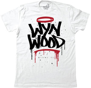 WYNWOOD TAG - WHITE (MENS) - BH08
