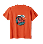 SULANG Travel The World Surf Faster Youth Kids Lightweight Cotton T-Shirt - SULANG