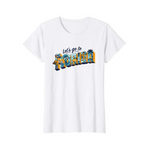 SULANG Travel The World Summer Destinations Florida Women's Lightweight Cotton T-Shirt - SULANG