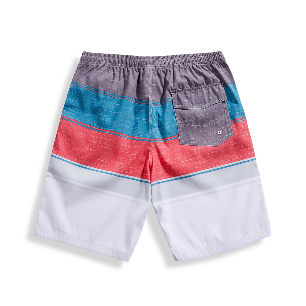 SULANG Men's Ultra Quick Dry Board Shorts No Mesh Lining, Twilight - SULANG