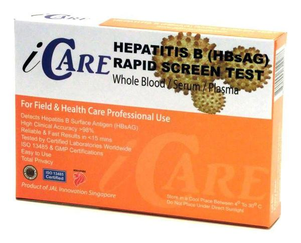 Hepatitis B Home Test kits
