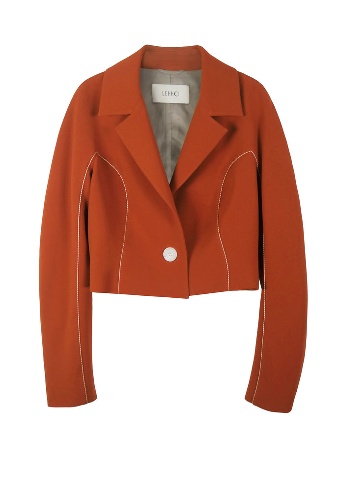 CONSTANTIN CROPPED JACKET