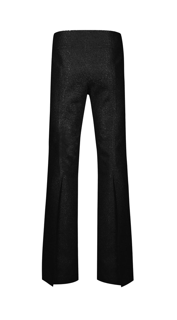 COSSYRA METALLIC TWEED PANT