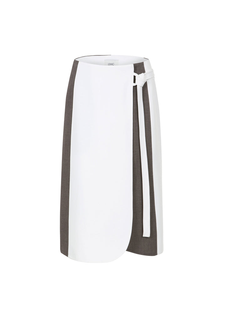 CASSIS WRAP SKIRT