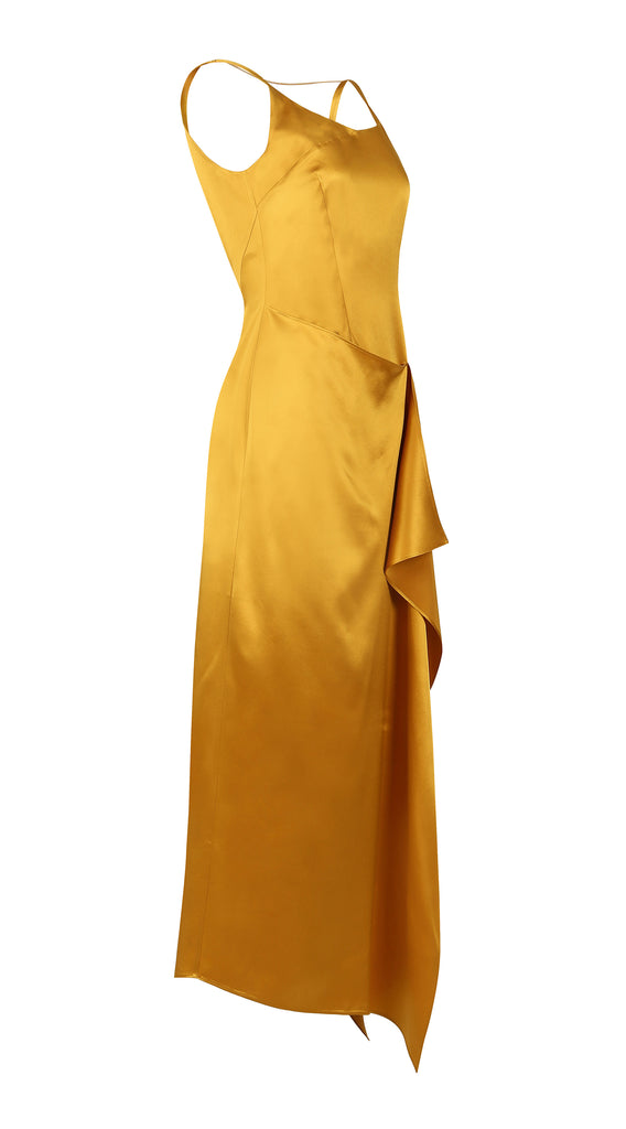 JUPITER SILK SATIN  DRESS