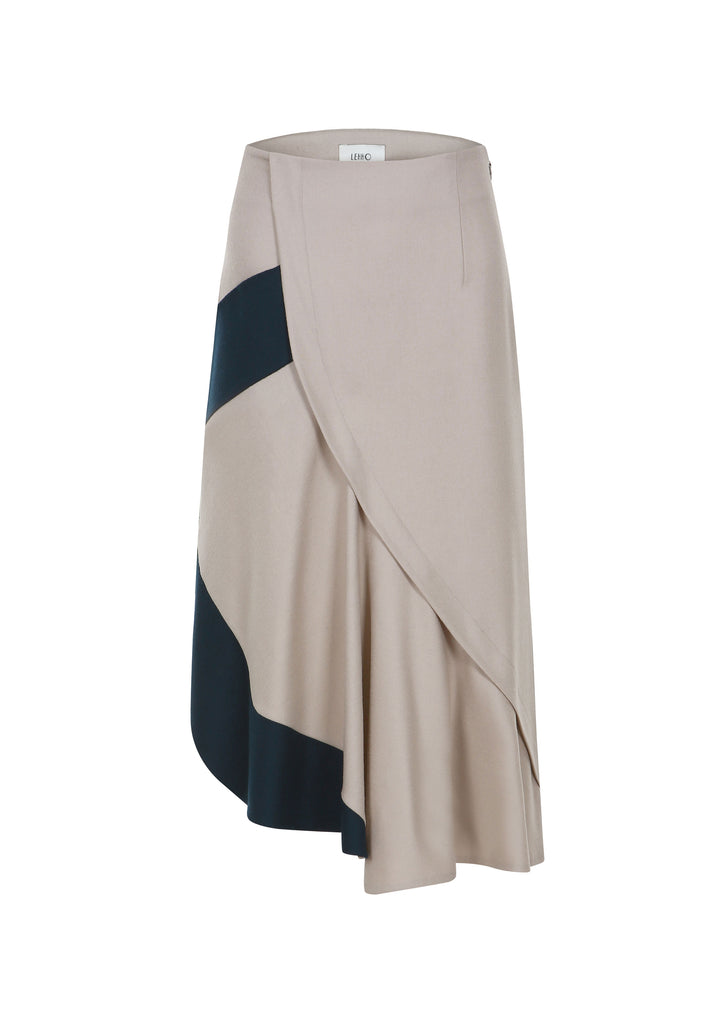 MARION WOOL SKIRT