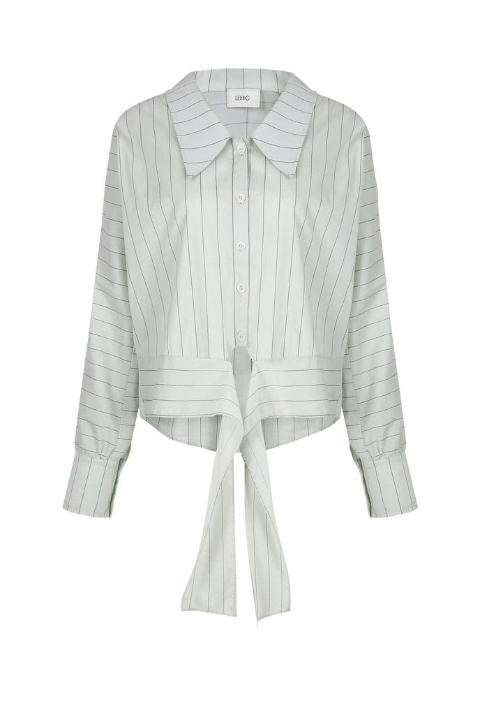 MURCIA STRIPED SHIRT
