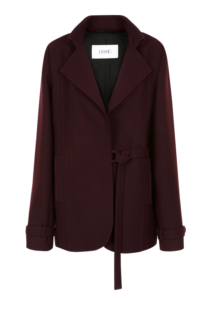 PIERRE WOOL JACKET