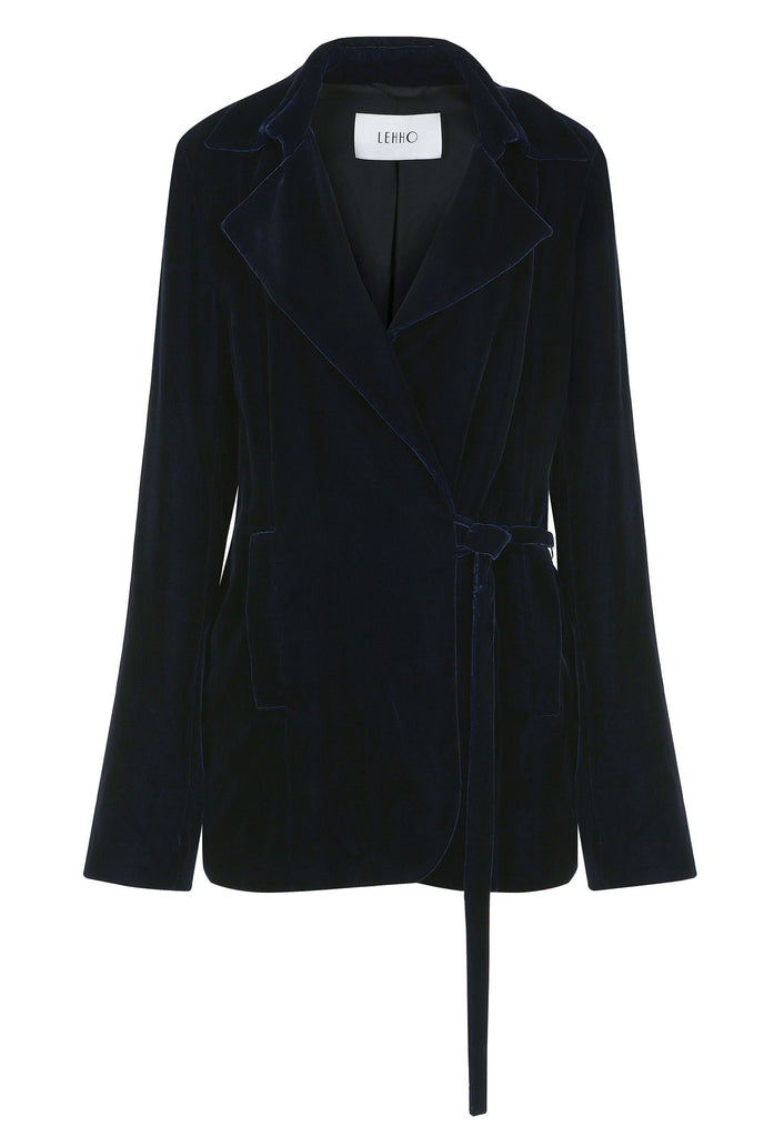 PIERRE VELVET JACKET