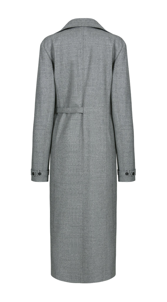 PIERRE WOOL COAT