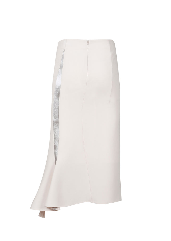 SPACEBIRD FLUID CREPE SKIRT