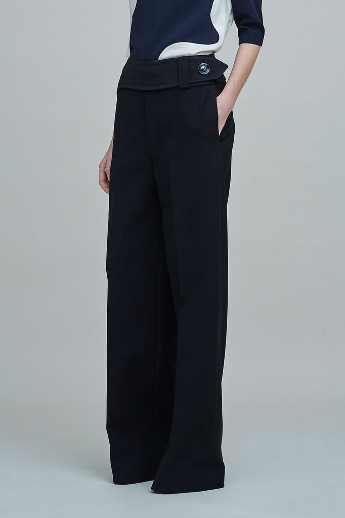 FORTE WIDE LEG PANT (SS18)