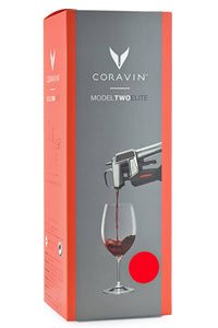 Coravin™ Model 2 Elite (Red) Box