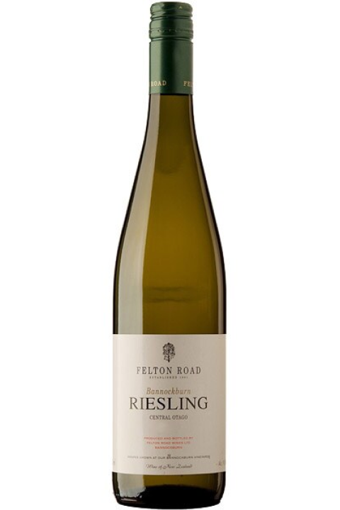 Felton Road Bannockburn Riesling 2018 (750ml)