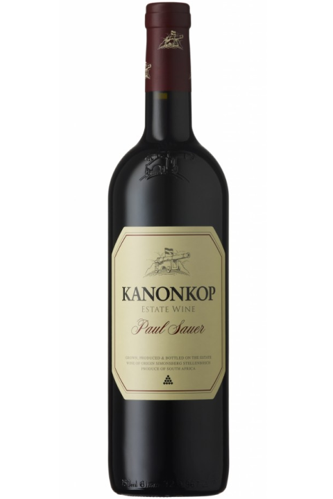 Kanonkop Paul Sauer 2017 (750ml)