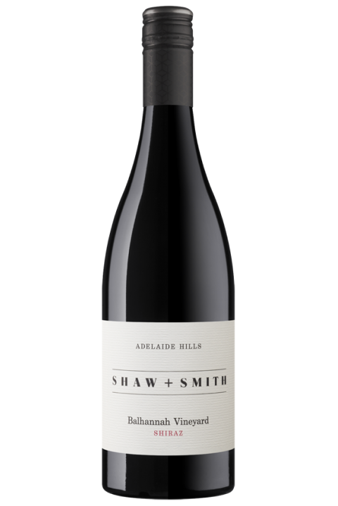Shaw & Smith Balhannah Shiraz 2015 (750ml)