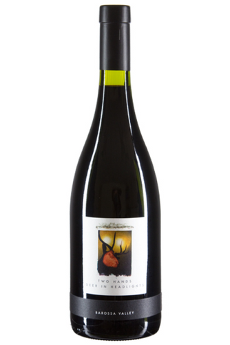 Two Hands Deer In Headlights Shiraz 2004 (750ml)