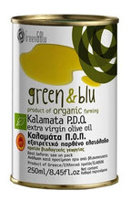 Load image into Gallery viewer, [Pre-Order] P.D.O Kalamata Organic Greek Extra Virgin Olive Oil (EVOO)