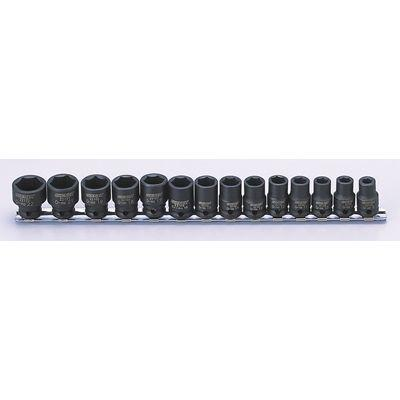 SIGNET 22196 3/8DR 14PC インパクト ソケットセット (8-22MM)