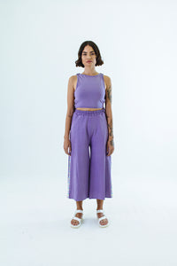 BUCKLE UP HALTER - LAVENDER