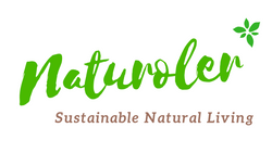 Naturoler sustainable natural living logo
