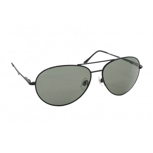 Aviator Optical Ground & Polish Glass Polarized