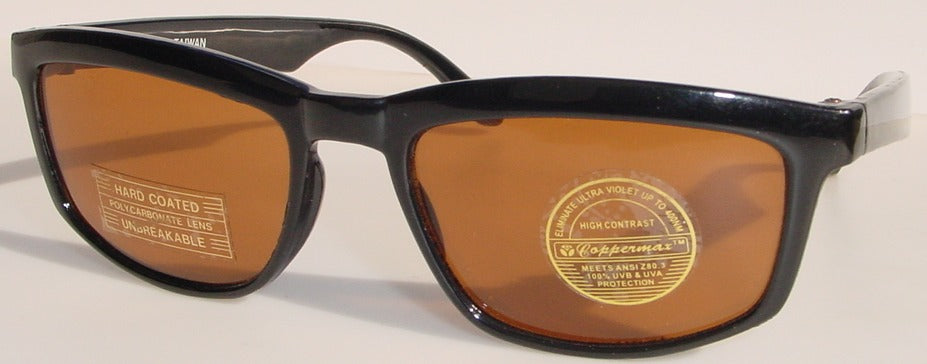Concorde Nylon retro rectangular style sunglasses