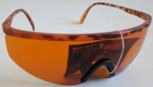 Vintage 90's sports wrap around blade sunglasses