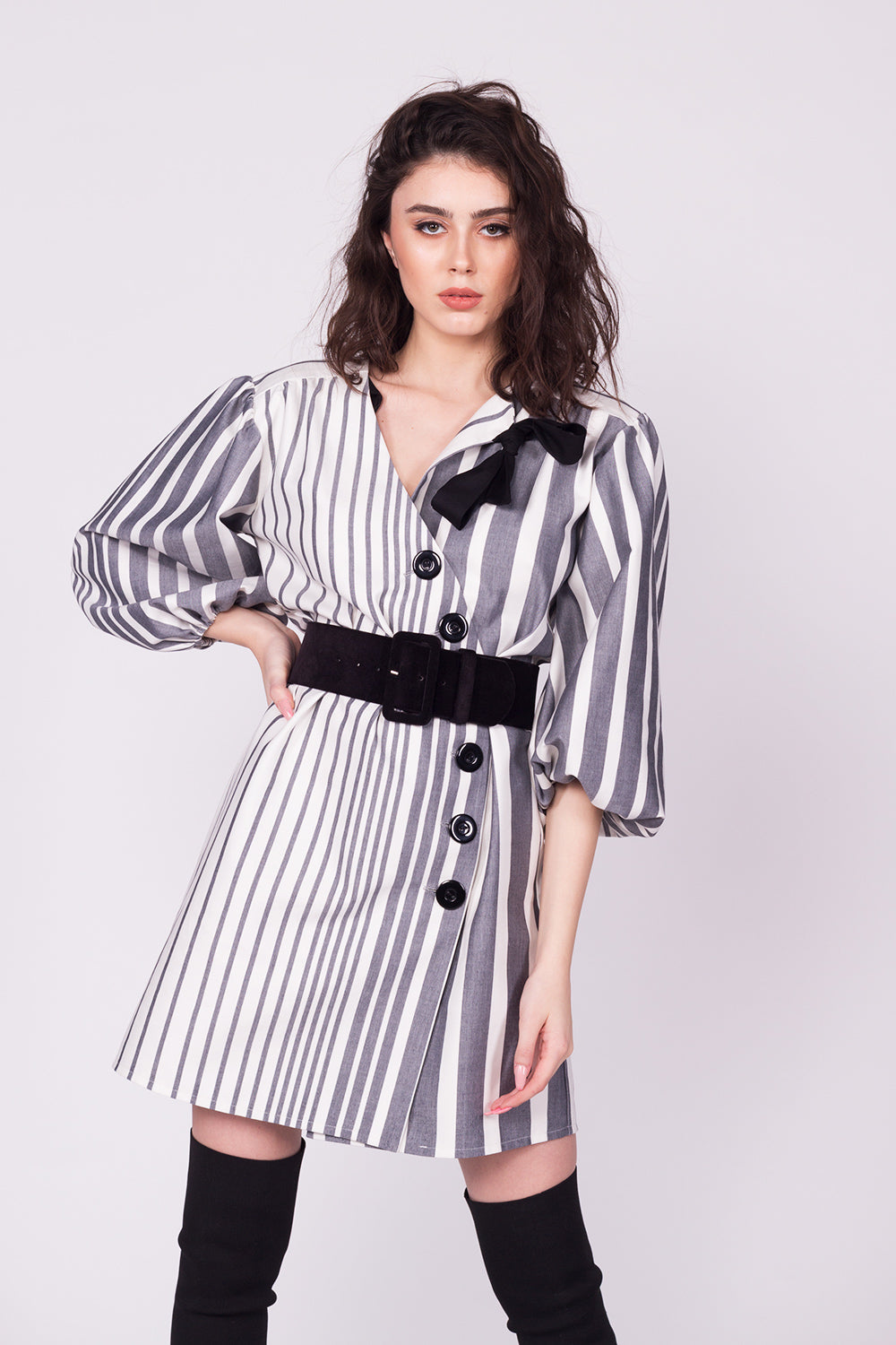 Rochie Freedom All Stripes