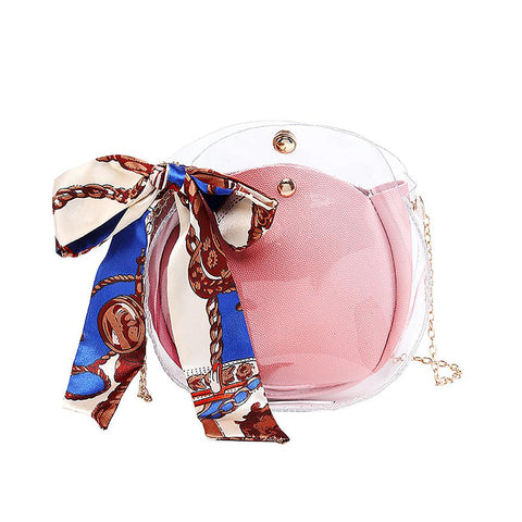 Clear Bag Waterproof Purse Transparent Purses - Katherleen
