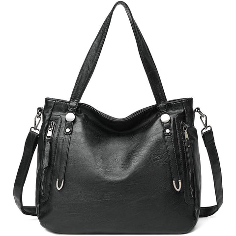 Purses and Handbags for Women PU Leather Tote Bags - Katherleen