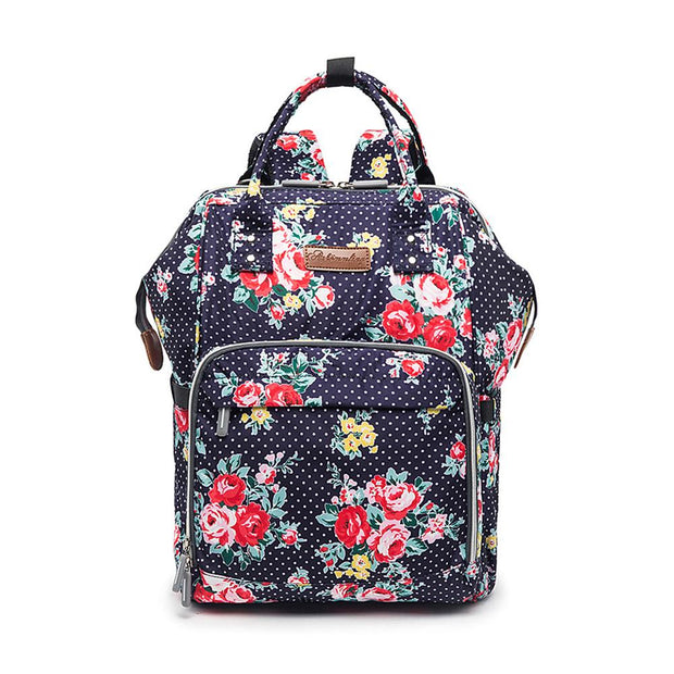 Diaper Bag Multi-Function Waterproof Travel Backpack - Katherleen