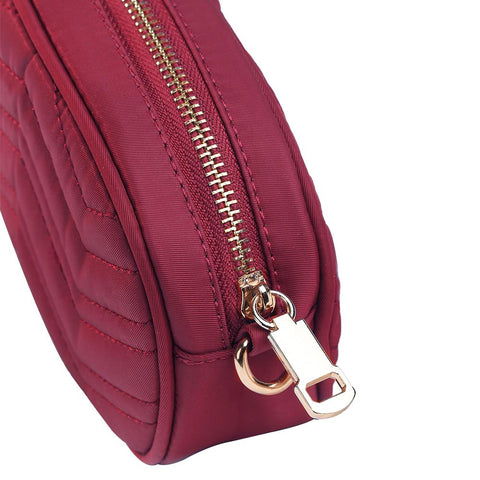 Crossbody Bag Nylon Shoulder Bag - Katherleen