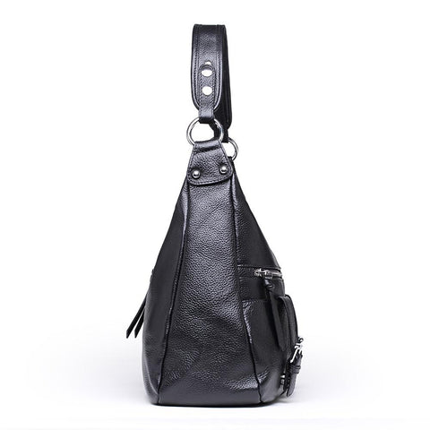 Women's Genuine Leather Purses and Handbags - Katherleen