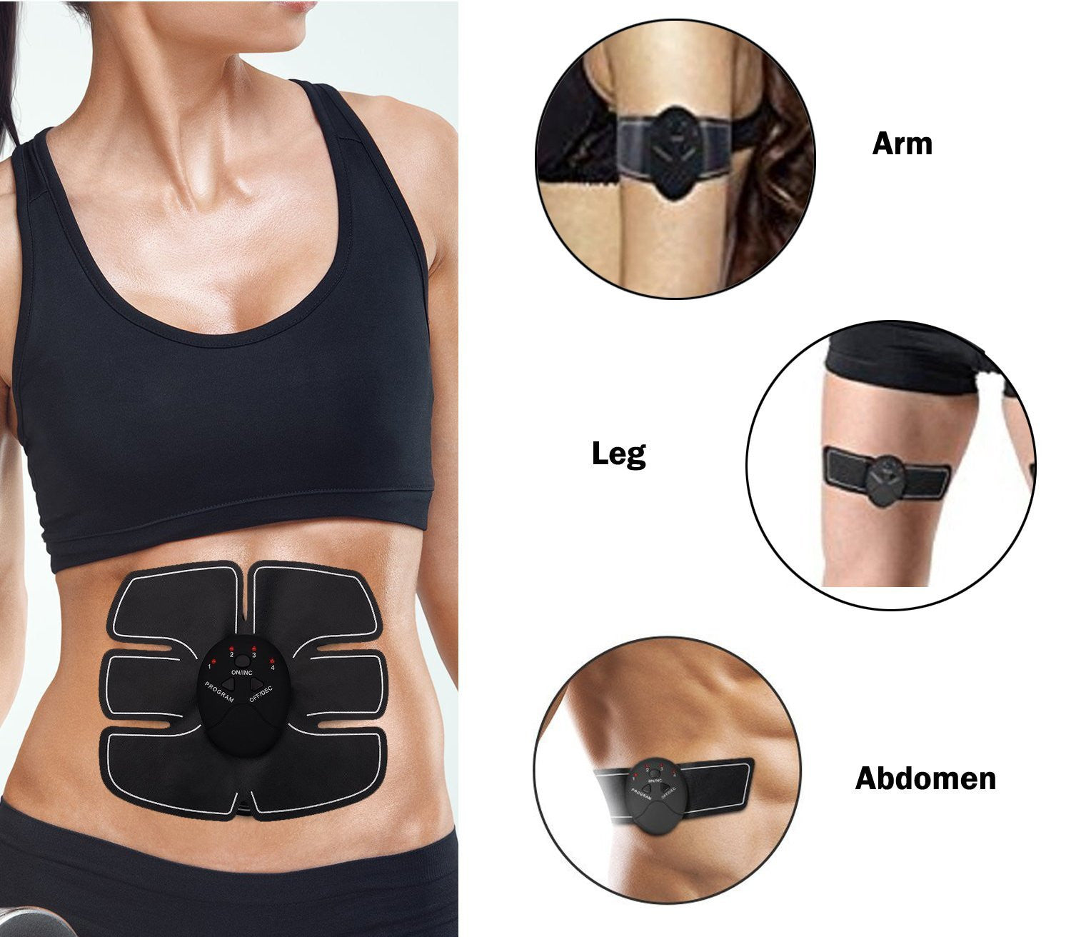 The Ultimate Ab Stimulator