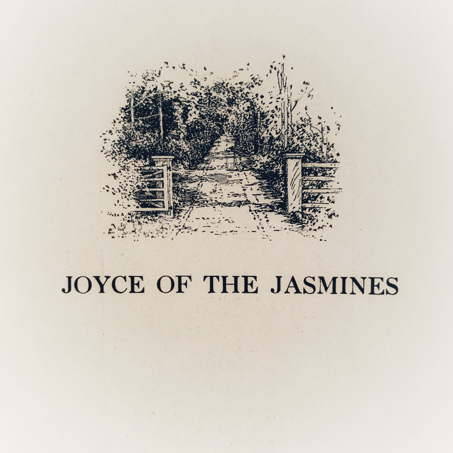 1911, Joyce of the Jasmines